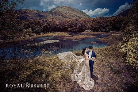 【婚紗攝影】蘿亞新人故事感婚紗照