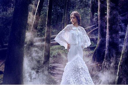 【高級訂製婚紗禮服】女神系列