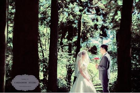 婚紗攝影(婚紗包套)
