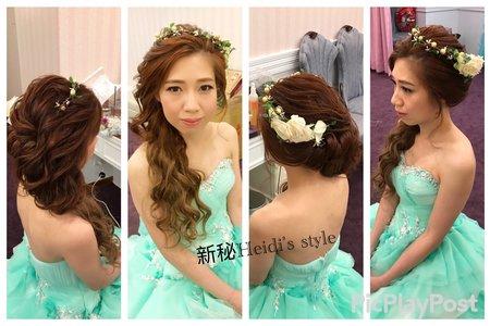❤️短髮新娘