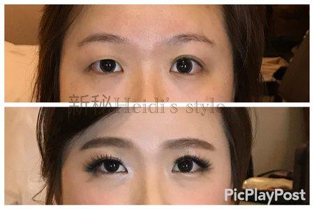 ❤️眼型調整