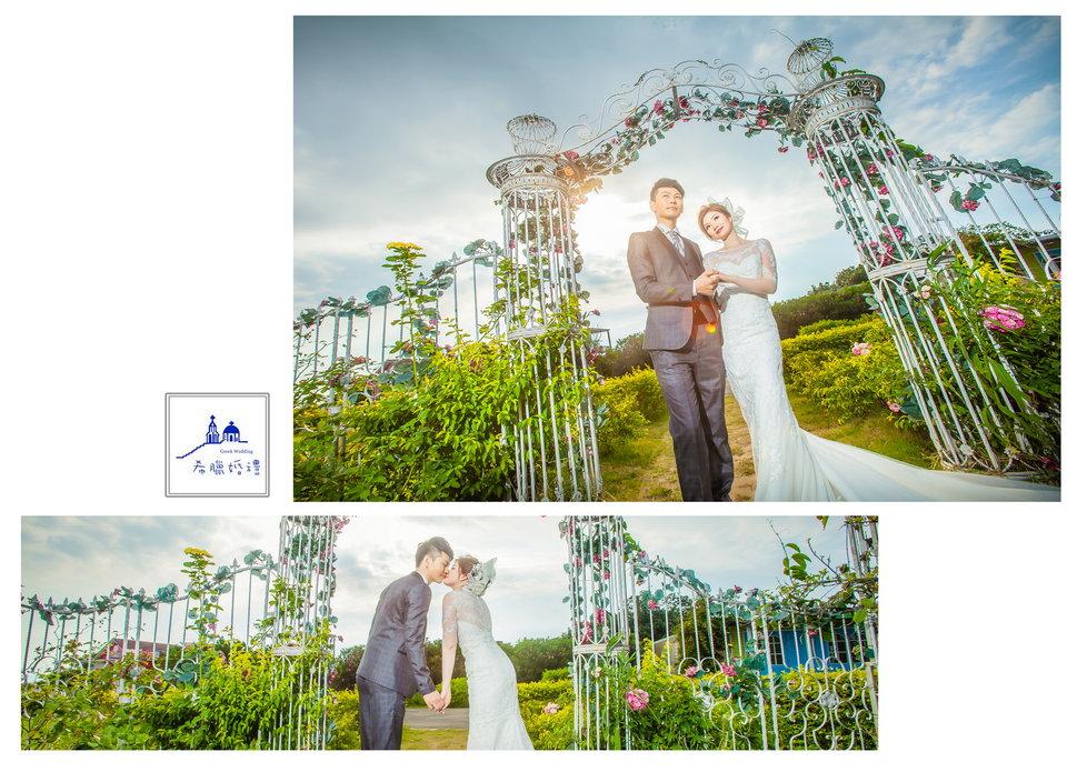 祐&玲  永遠要這樣幸福下去 希臘婚禮(編號:433414) - 希臘婚禮  婚紗  攝影 - 結婚吧一站式婚禮服務平台