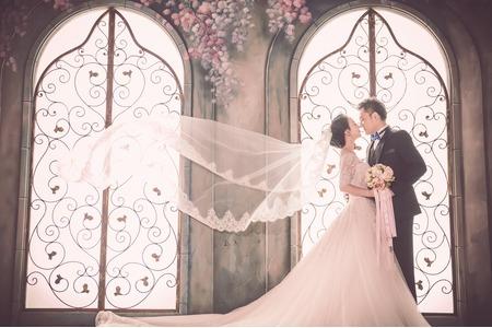 婚紗攝影-婚紗包套 希臘簡約