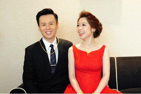 ::亞倫 & 怡萱訂結婚宴::