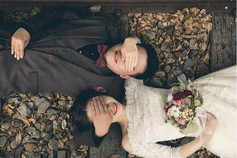 極光婚禮影像
