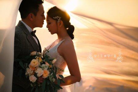 栗子花 栗子雞-度假旅拍婚紗