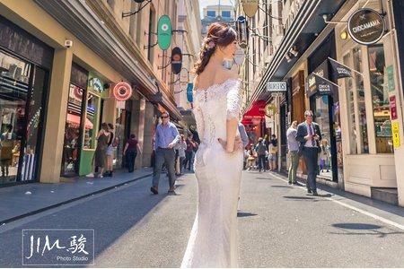 2017 澳洲 墨爾本 海外自助婚紗