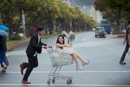 拍婚紗/Blue Sky影像工作室