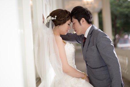 【婚禮紀錄.婚紗紀念】經典擺拍類婚紗照