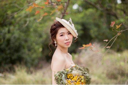婚紗造型(珮芸)