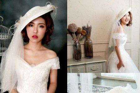 婚紗造型(淇)
