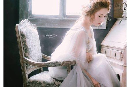 婚紗造型(莉雯)