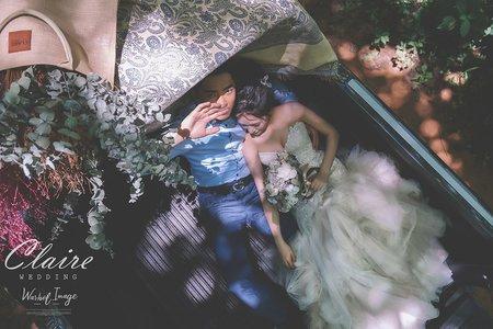 結婚包套 | 新秘 x 婚禮平面攝影