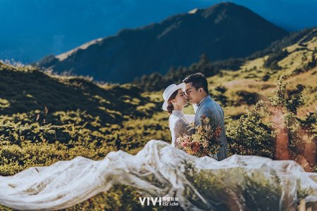 線上備婚X高貴不貴 29800美式婚紗