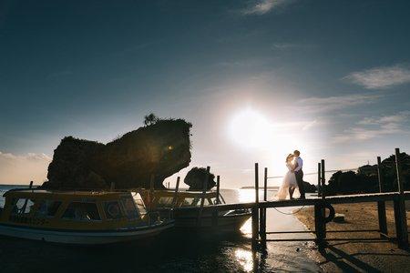 沖繩 海外婚紗