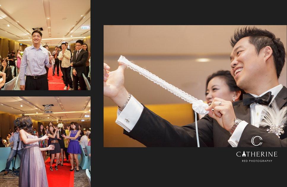 [凱瑟琳]華爾滋浪漫婚禮03 - 凱瑟琳婚紗攝影 - 結婚吧一站式婚禮服務平台