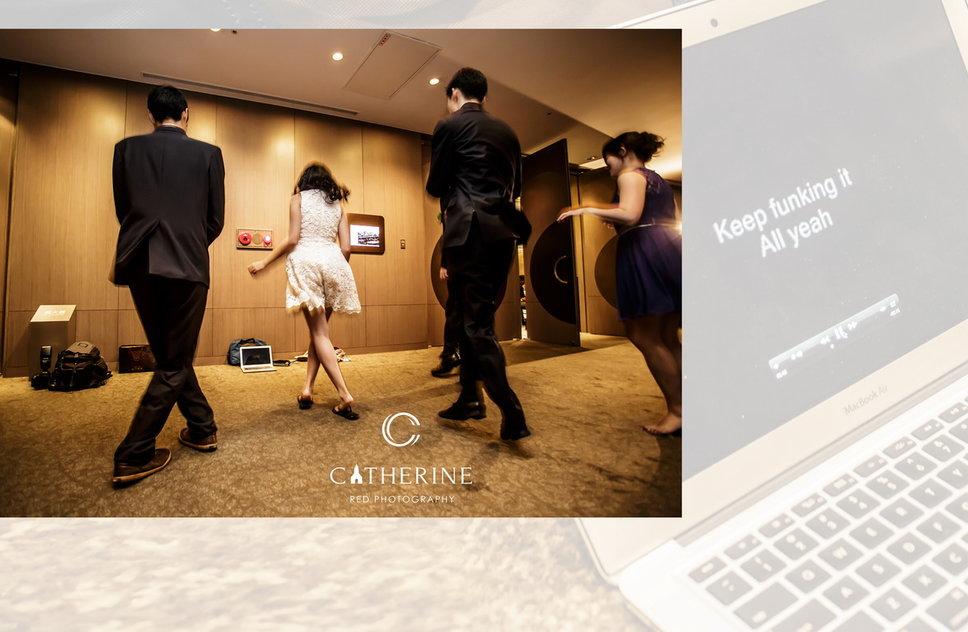 [凱瑟琳]華爾滋浪漫婚禮07 - 凱瑟琳婚紗攝影 - 結婚吧一站式婚禮服務平台