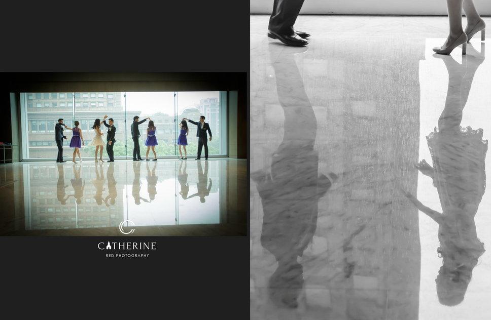 [凱瑟琳]華爾滋浪漫婚禮10 - 凱瑟琳婚紗攝影 - 結婚吧一站式婚禮服務平台