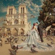 凱瑟琳婚紗攝影!