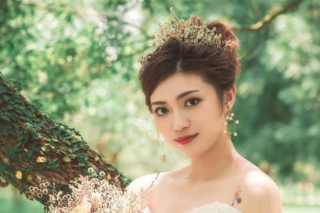 女神公主風 / 夢幻城堡彩妝造型團隊