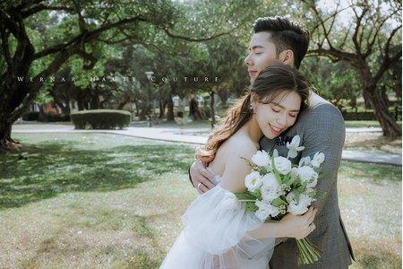 韓式婚紗照|浪漫、唯美、幸福感,華納婚紗-桃園婚紗,婚紗攝影