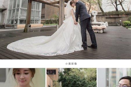 婚禮紀錄 / 哲涵&庭伊