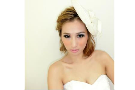 Lisa 蝸牛 新娘/彩妝造型服務