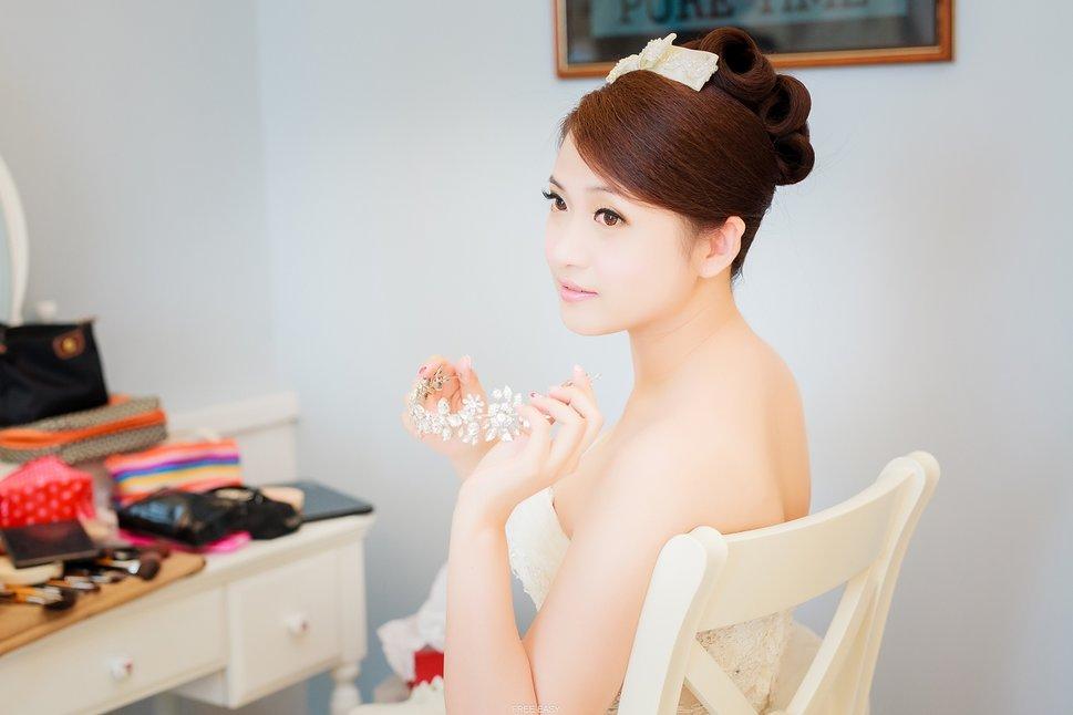 給幸福的妳 (台南婚禮記錄)(編號:432747) - 自由自在 - 結婚吧一站式婚禮服務平台
