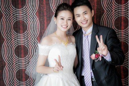 婚禮紀錄 | 雲林金尚青餐廳