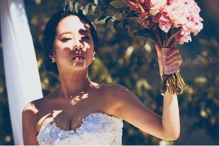 野人寫真 | 風格婚紗 - 合作造型