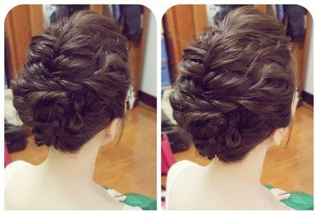瑞芬-訂結儀式(短髮)