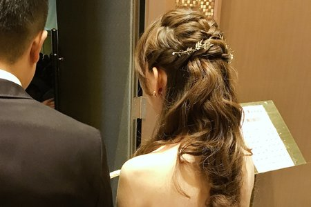 [my bride] 公主頭變化系列