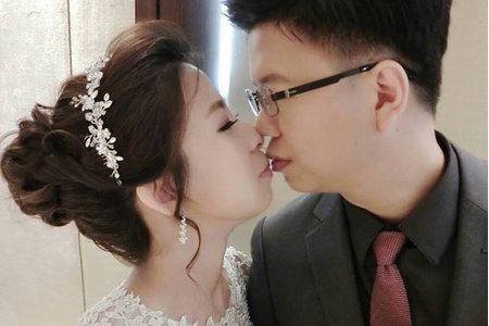 新娘-郁詩結婚補請之喜