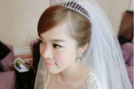 新娘~怡茹訂結婚之喜