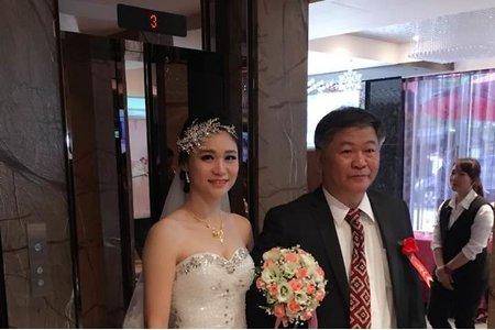 新娘~ 菁樺結婚之喜