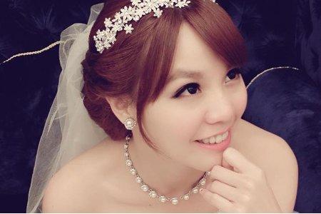 新娘~ 韻如結婚之喜