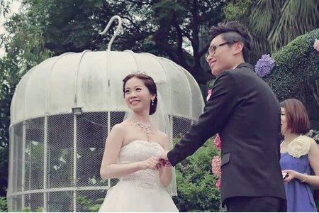 新娘~雅玲結婚之喜