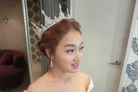 新娘~玉書訂結婚之喜
