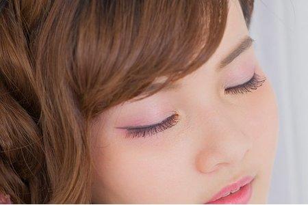 【春日森林系妝容】絲絨霧光底妝/森林系眼妝/粉霧珊瑚唇彩