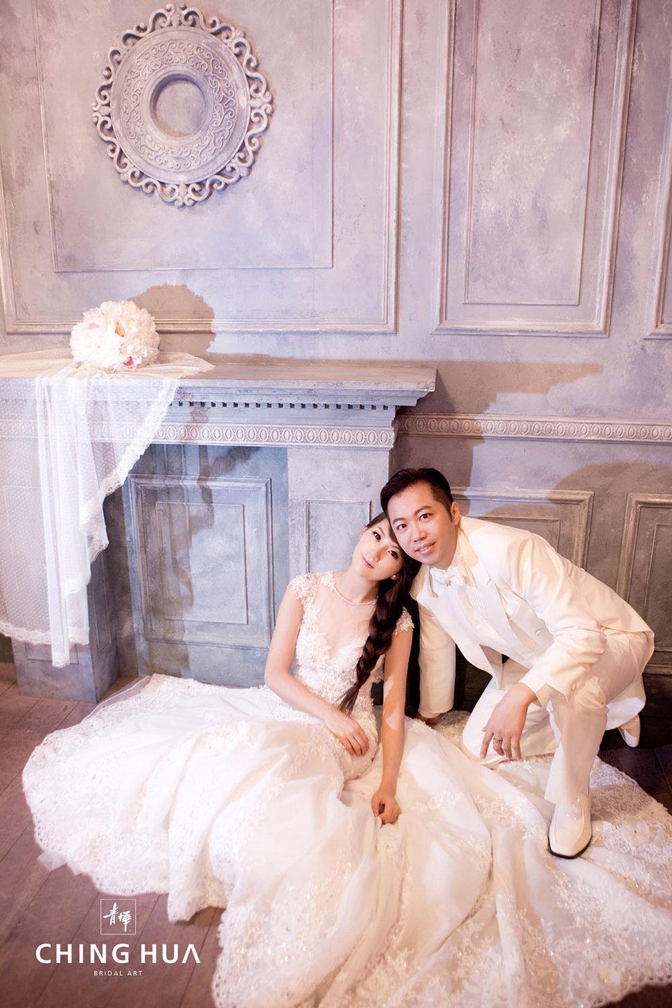 (編號:410071) - 青樺婚紗CHINGHUA - 結婚吧一站式婚禮服務平台