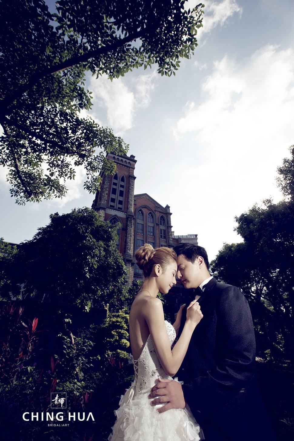 (編號:426390) - 青樺婚紗CHINGHUA - 結婚吧一站式婚禮服務平台