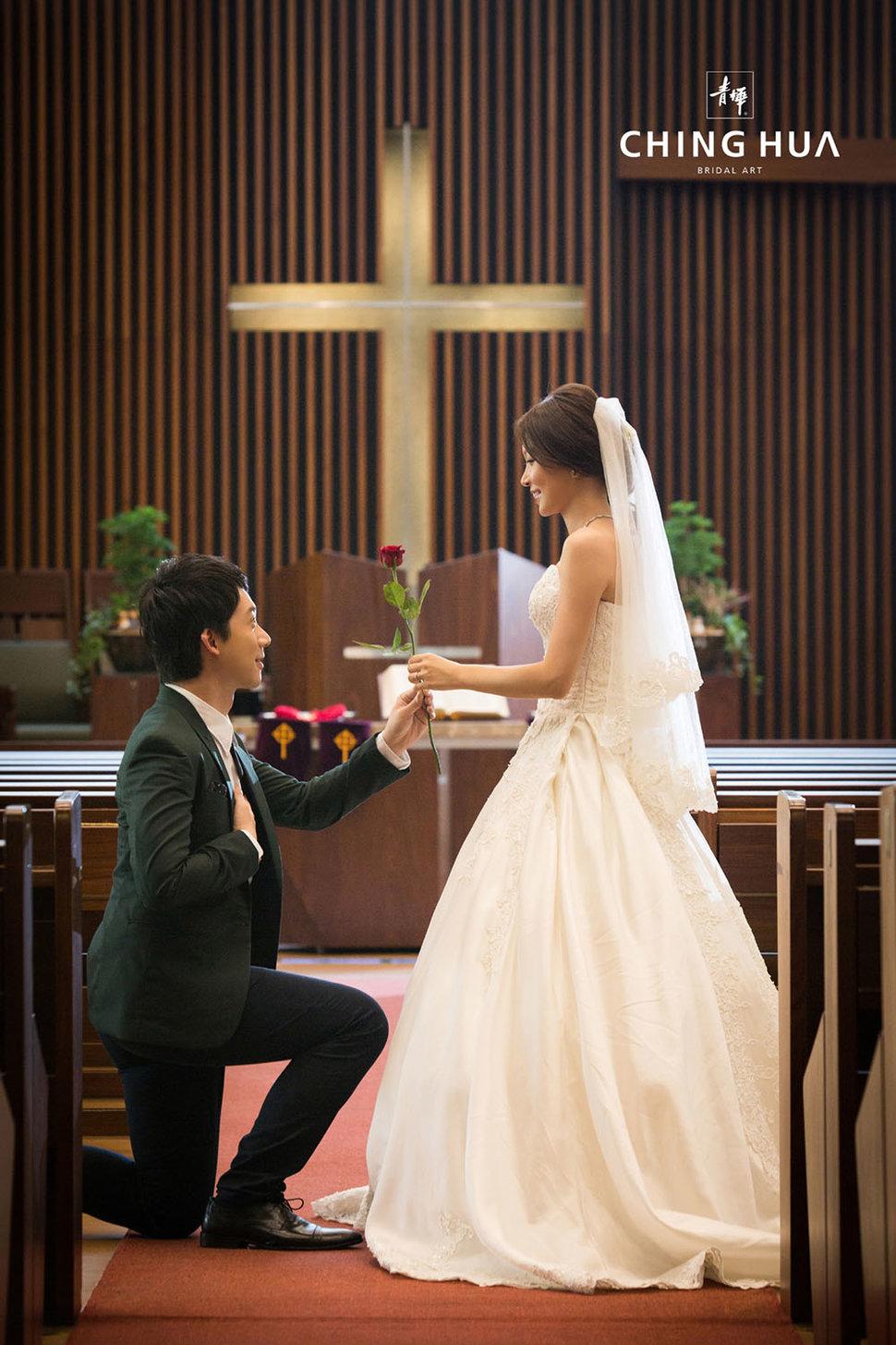 (編號:426395) - 青樺婚紗CHINGHUA - 結婚吧一站式婚禮服務平台