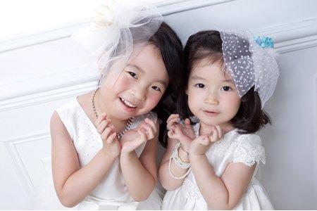 <青樺婚紗>特殊造型-花童