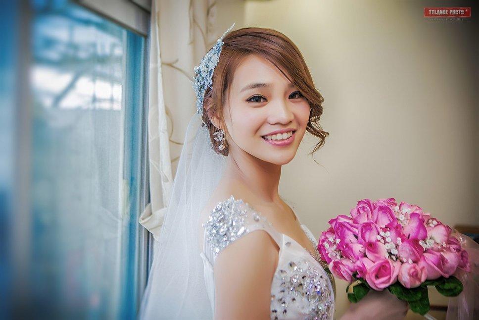 (編號:194385) - 若言新娘秘書韓式妝髮 - 結婚吧一站式婚禮服務平台