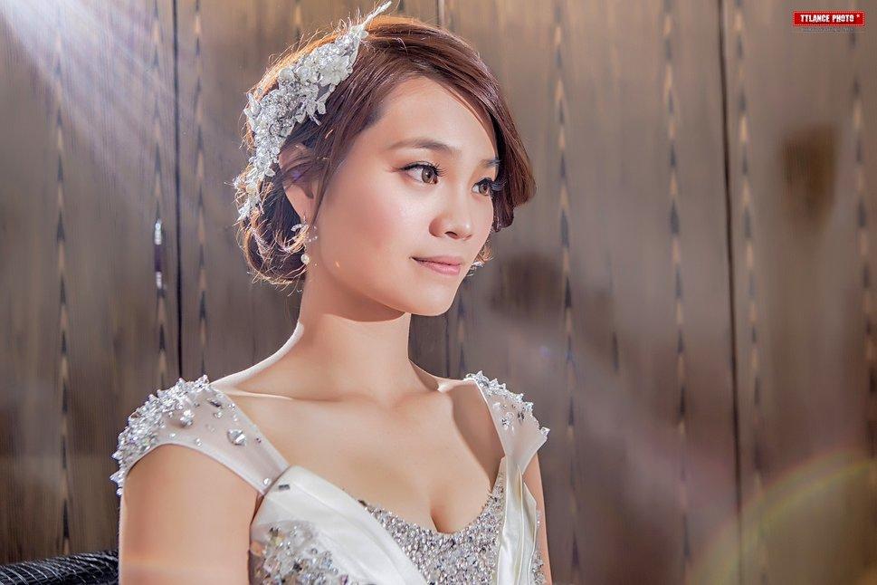 (編號:194387) - 若言新娘秘書韓式妝髮 - 結婚吧一站式婚禮服務平台