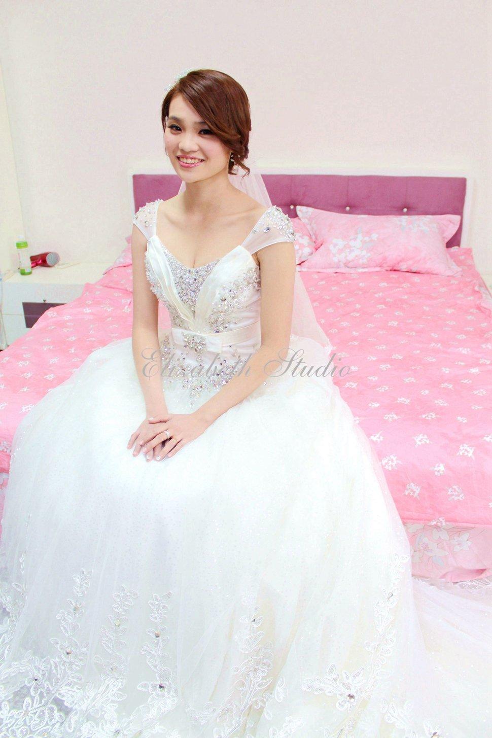 (編號:194390) - 若言新娘秘書韓式妝髮 - 結婚吧一站式婚禮服務平台