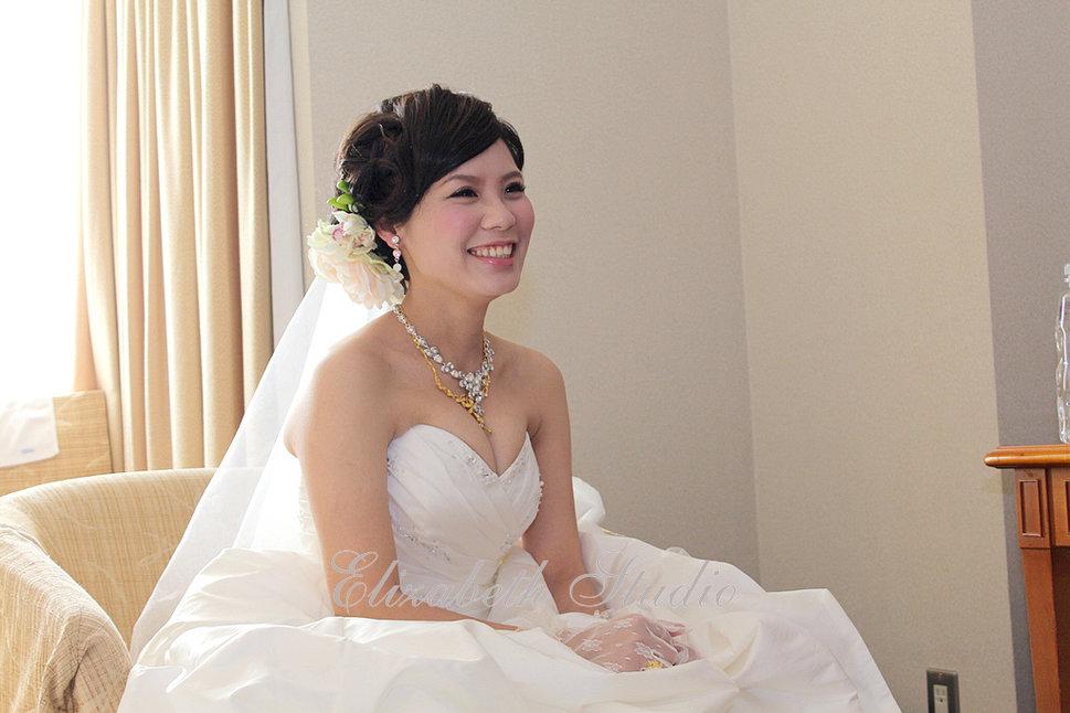 (編號:194462) - 若言新娘秘書韓式妝髮 - 結婚吧一站式婚禮服務平台