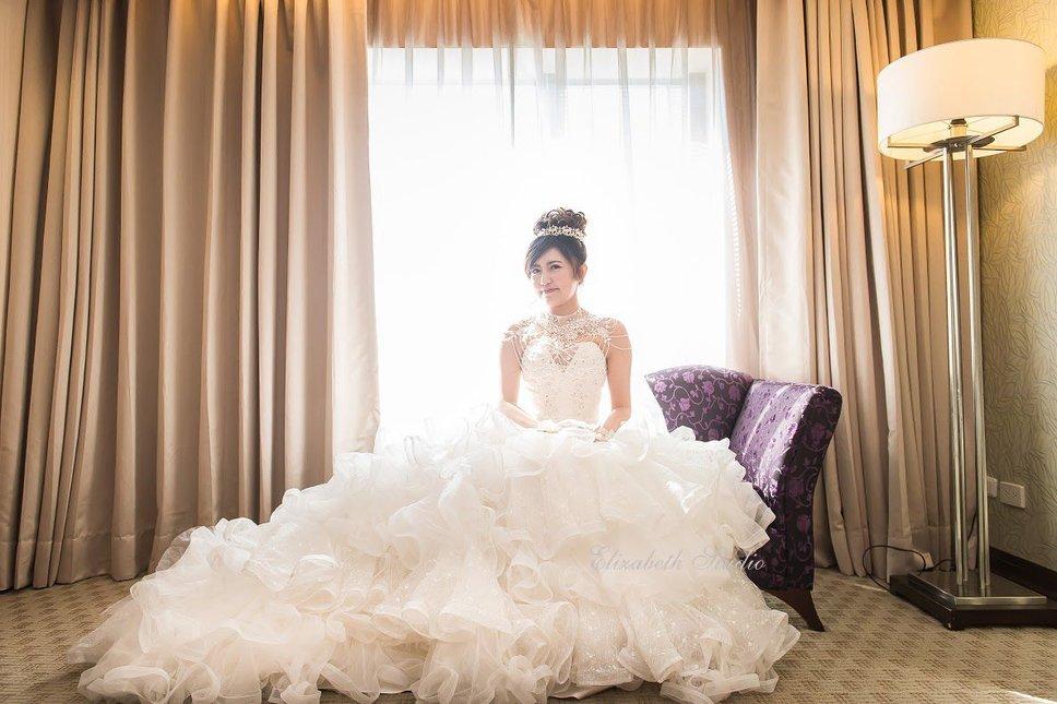 (編號:194489) - 若言新娘秘書韓式妝髮 - 結婚吧一站式婚禮服務平台