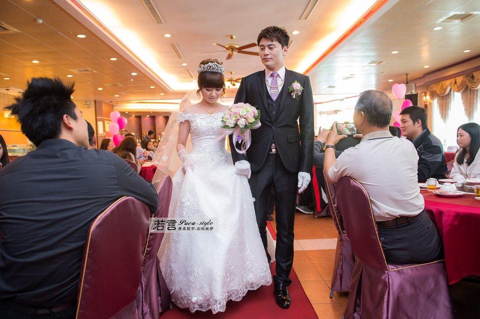 (編號:194494) - 若言新娘秘書韓式妝髮 - 結婚吧一站式婚禮服務平台