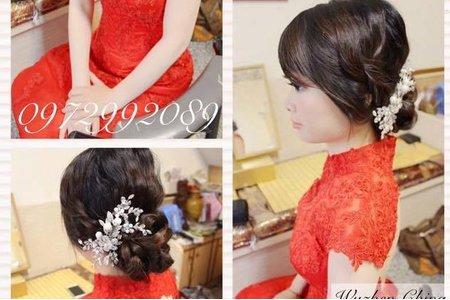 新娘沛儒訂婚宴